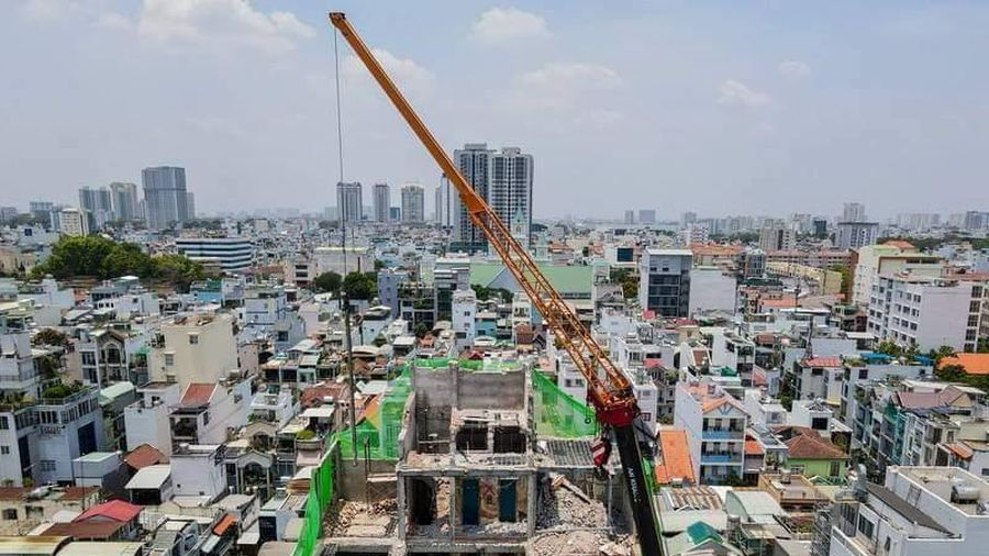 Thành phố Hồ Chí Minh: Thực hiện hơn 45.000 lượt kiểm tra về trật tự xây dựng