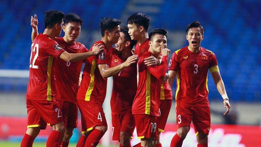FIFA công bố Bảng xếp hạng đặc biệt cho vòng loại World Cup châu Á