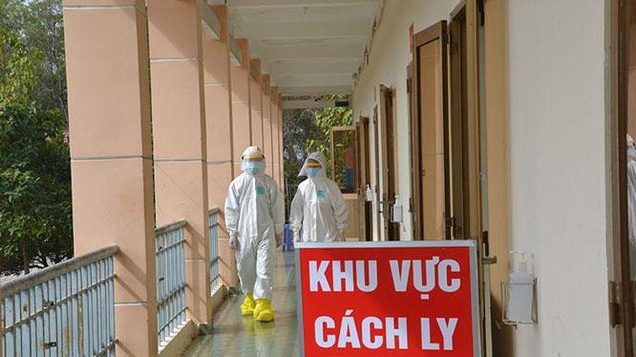 Việt Nam ghi nhận thêm 264 ca mắc mới trong ngày 18-6