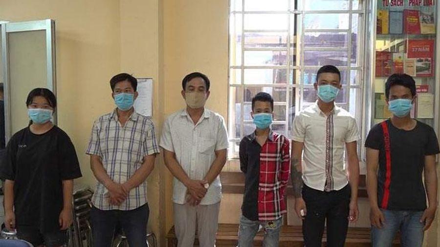 Thành phố Hồ Chí Minh: Triệt phá băng nhóm manh động, thực hiện 12 vụ cướp