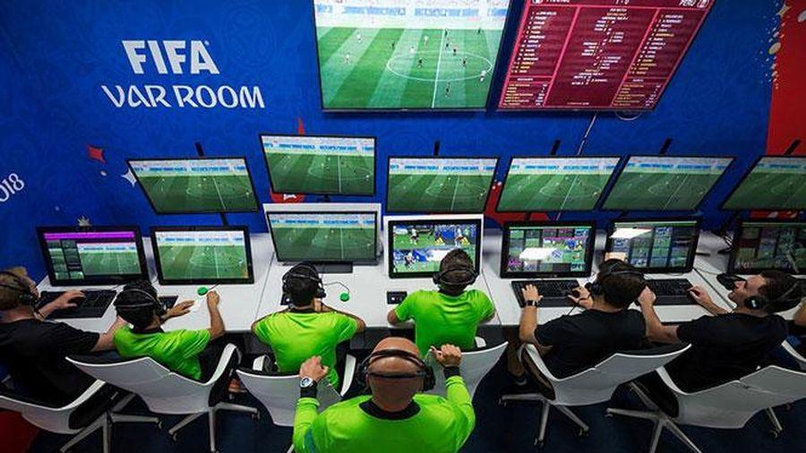 Công nghệ VAR sẽ được sử dụng ở vòng loại cuối World Cup 2022