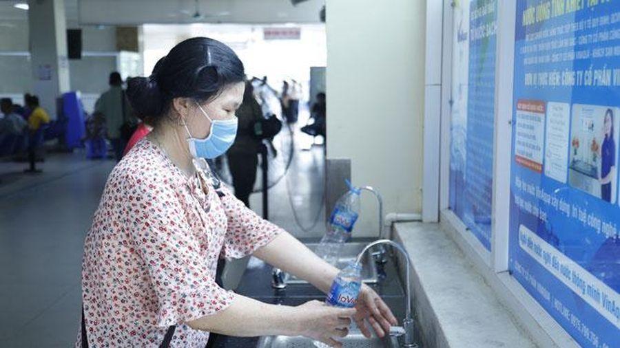 Bộ Y tế yêu cầu các bệnh viện rà soát, bổ sung các phương tiện phòng, chống nắng nóng