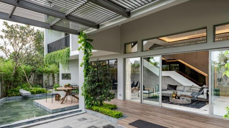 Quy hoạch lên thành phố tạo sức hút cho bất động sản Tân Uyên