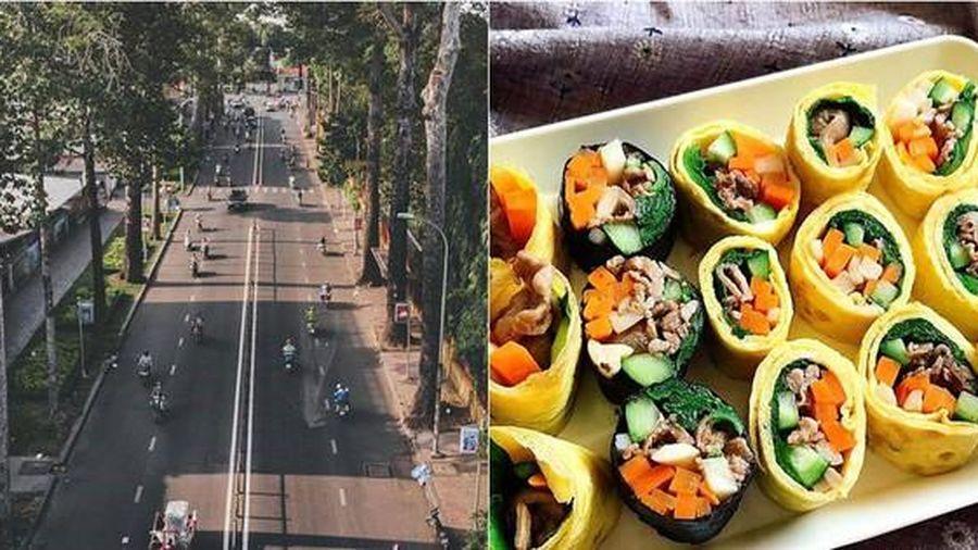 TP.HCM kéo dài giãn cách, netizen nghiêm túc ở nhà: Học nấu ăn, sống chậm, yêu thương hơn