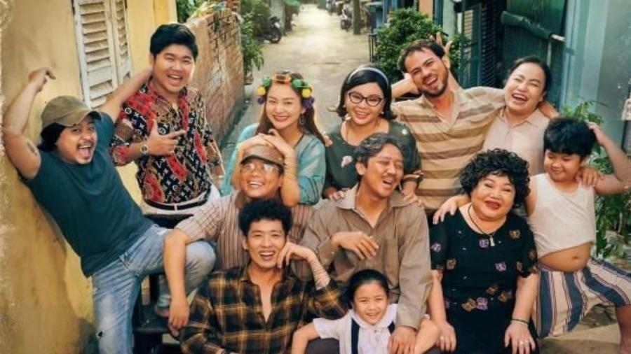 'Bố già' của Trấn Thành - phim Việt đầu tiên cán mốc 1 triệu đô tại Mỹ