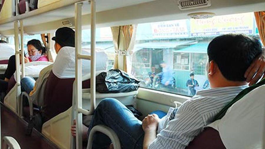 Đề xuất cấm xe khách giường nằm lưu thông vào nội đô TP.HCM