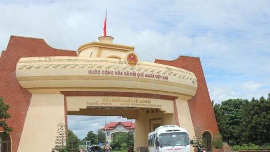 Quảng Trị kêu gọi tư nhân làm cao tốc Cam Lộ - Lao Bảo