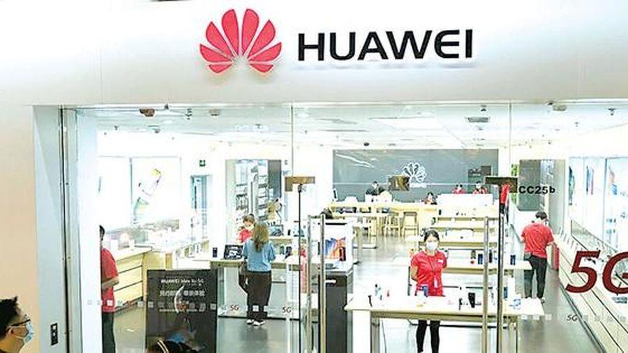 Mỹ tăng áp lực lên các hãng công nghệ Trung Quốc