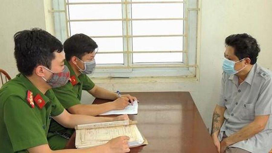 Công an Hà Nam bắt giữ tên cướp bỏ trốn, mai danh ẩn tích sau 37 năm