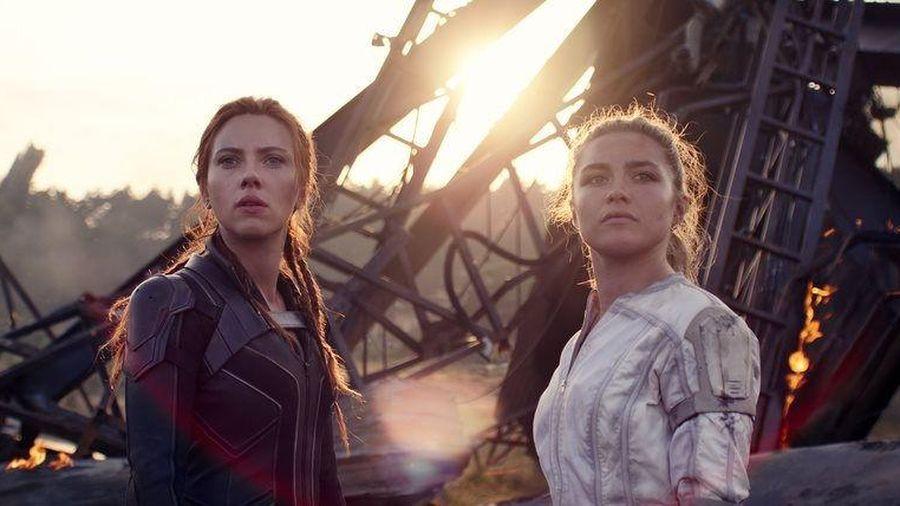 Bom tấn Black Widow nhận mưa lời khen từ các nhà phê bình phim