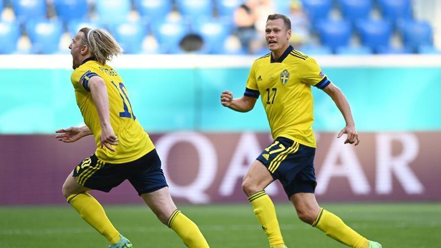 Video bàn thắng Thụy Điển 1-0 Slovakia (Bảng E EURO 2020)