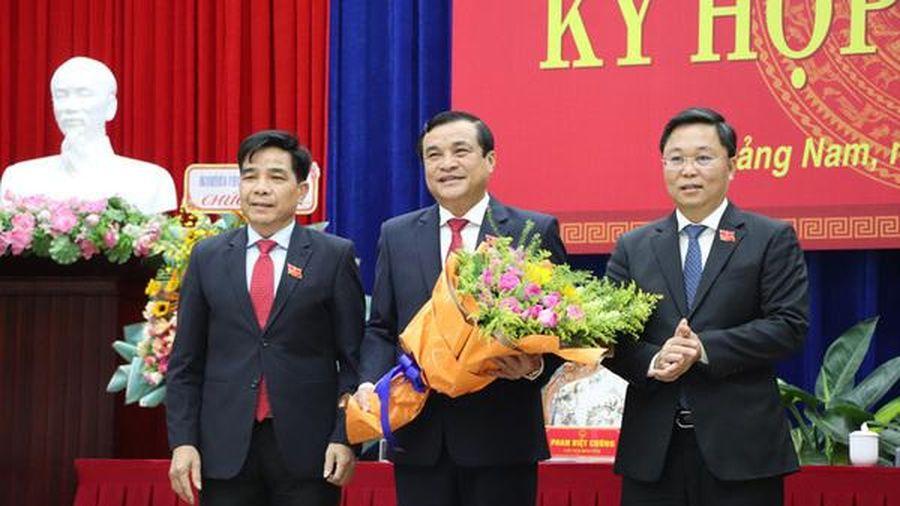 Nhiều tỉnh bầu xong lãnh đạo chủ chốt
