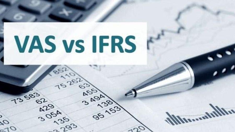 Áp dụng IFRS và một số vấn đề đặt ra