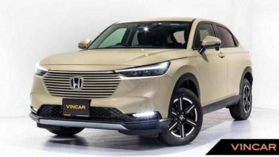 Honda HR-V 2021 ra mắt: Diện mạo hoàn toàn mới, chờ ngày về Việt Nam