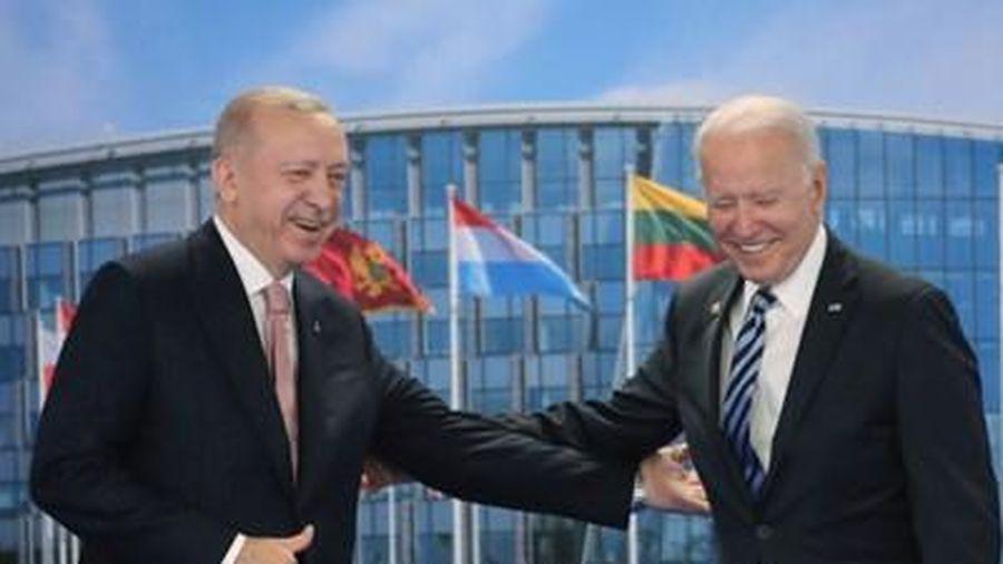 Thổ Nhĩ Kỳ quyết giữ S-400 đã mua của Nga sau cuộc gặp Erdogan - Biden