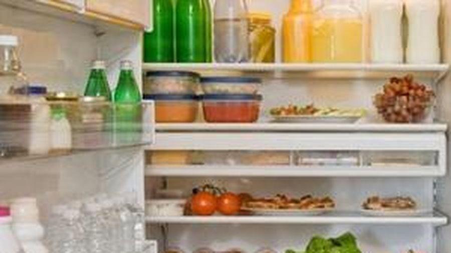 4 bước giúp bạn sắp xếp thực phẩm trong tủ lạnh một cách ngăn nắp và thông thái