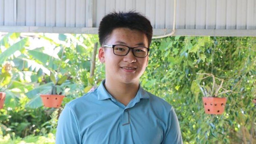 Thủ khoa đầu vào môn Hóa học Trường THPT Chuyên Hà Tĩnh là học sinh trường ven biển