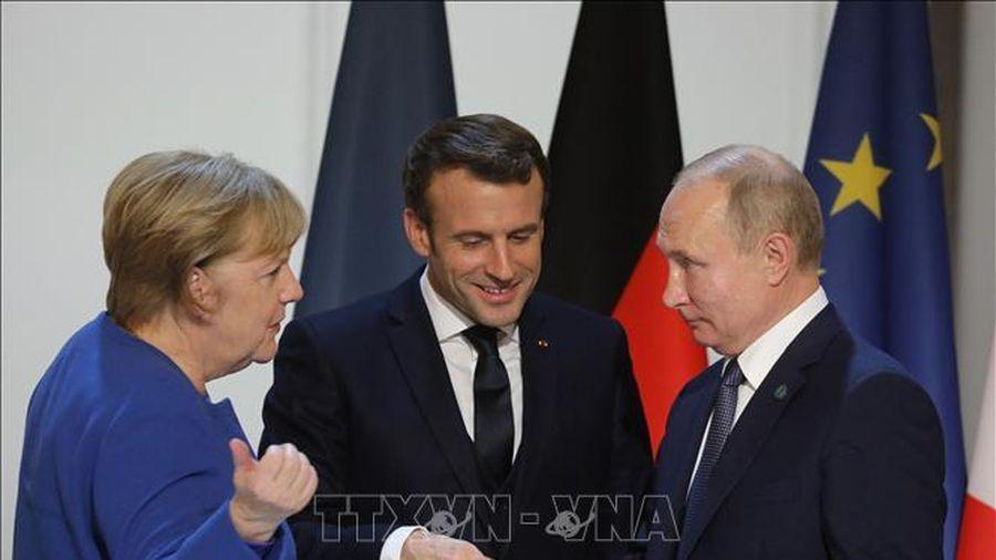 Đức, Pháp kêu gọi châu Âu đối thoại với Nga