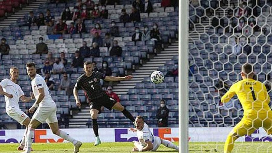 Kết quả Croatia 1-1 CH Czech: Perisic cứu Croatia thoát thua