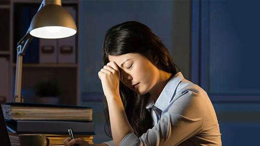 6 thói quen âm thầm tàn phá sức khỏe của bạn