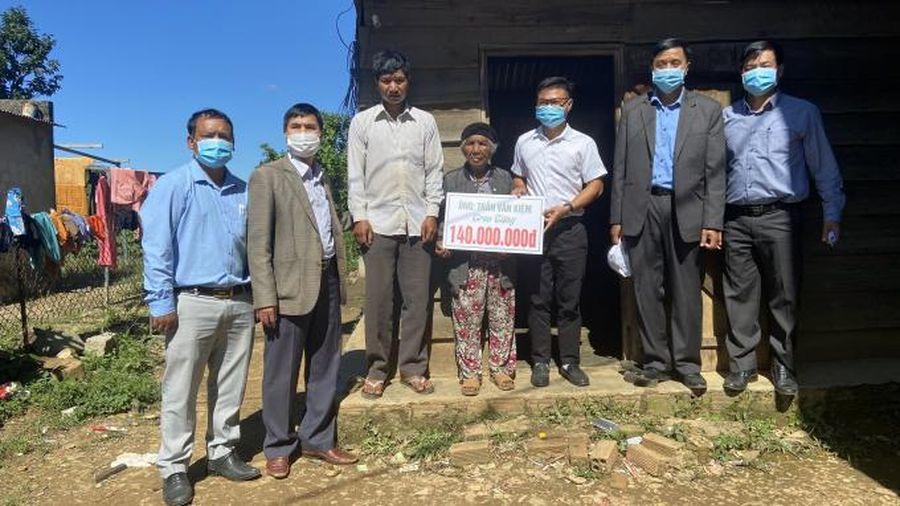 Lâm Đồng: Huyện Lạc Dương triển khai hỗ trợ giảm nghèo trên địa bàn xã Đạ Sar