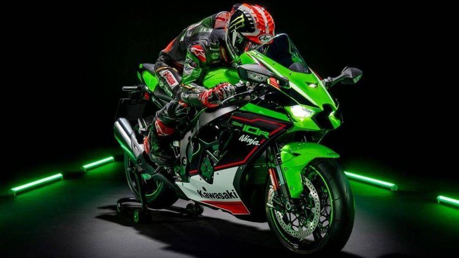 Siêu mô tô thể thao Kawasaki Ninja ZX-10R 2021 ra mắt, giá 818 triệu đồng