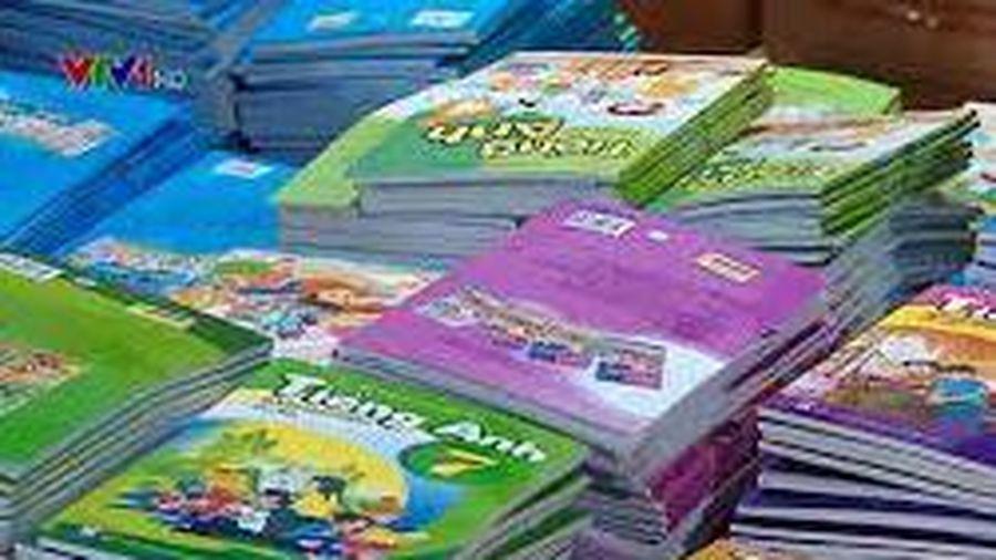 Triệt phá thành công đường dây sản xuất, tiêu thụ gần 3 triệu cuốn sách giáo khoa giả