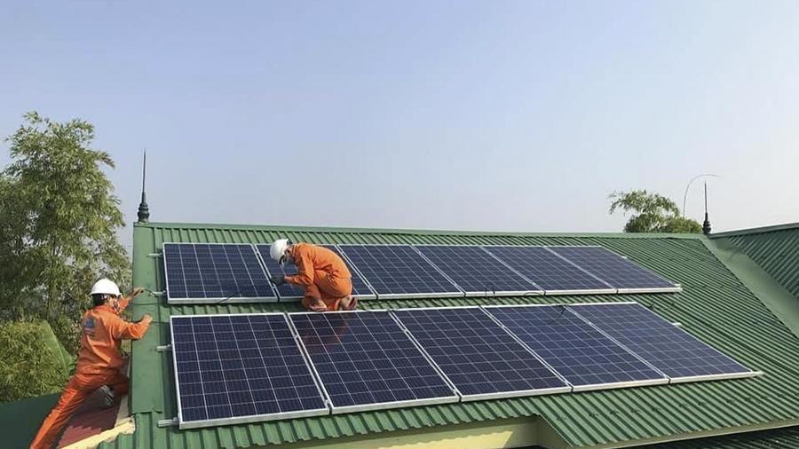 Nghệ An chú trọng phát triển năng lượng tái tạo