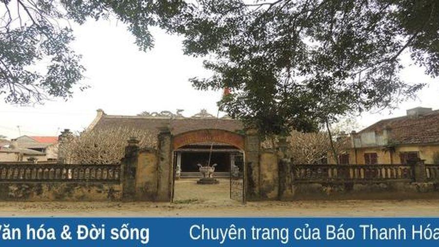 Đình làng Hồ Nam: Nơi lưu giữ những giá trị kiến trúc, văn hóa đặc sắc