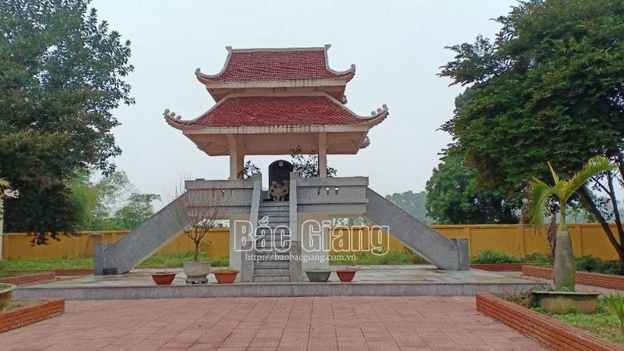 Bắc Giang: Địa điểm lưu niệm Bác Hồ về thăm thôn Cẩm Xuyên được xếp hạng di tích quốc gia