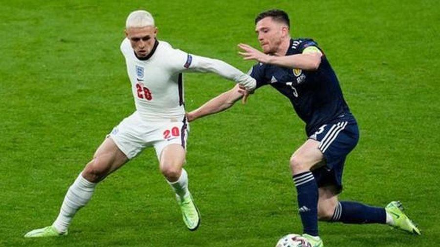 Anh - Scotland 0-0: Trận derby không bàn thắng đầu tiên tại Wembley