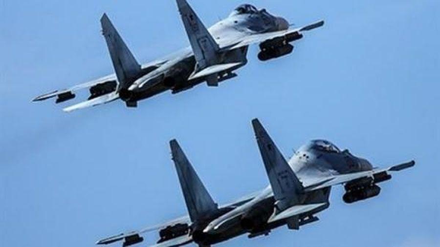 Bất ngờ về nguồn gốc của F-35 bị Su-30SM chặn gần căn cứ Hmeimim