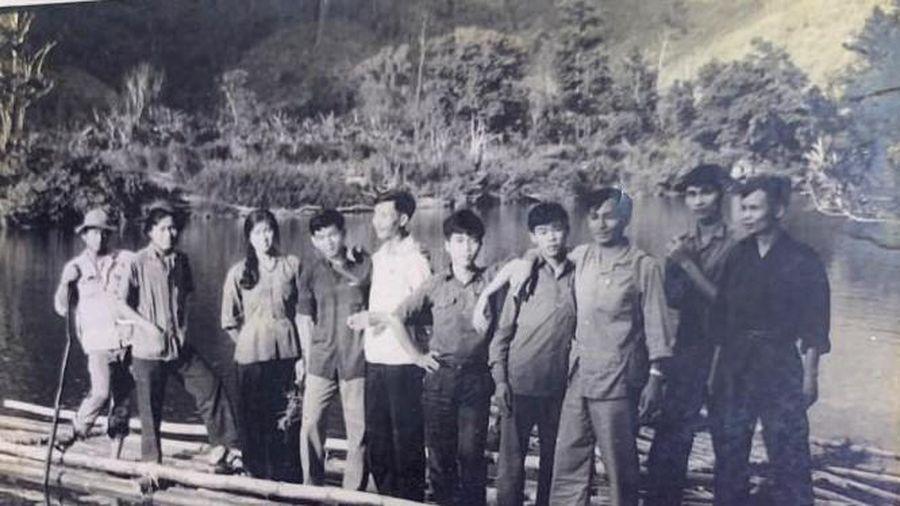 Kỷ niệm về bài báo 'Gỗ quý Tây Sơn góp phần làm đẹp Lăng Bác Hồ '