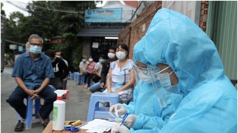 Bản tin COVID-19 sáng 19/6: TP.HCM ghi nhận thêm 40 ca nhiễm mới là các tiếp xúc của các bệnh nhân đã được công bố