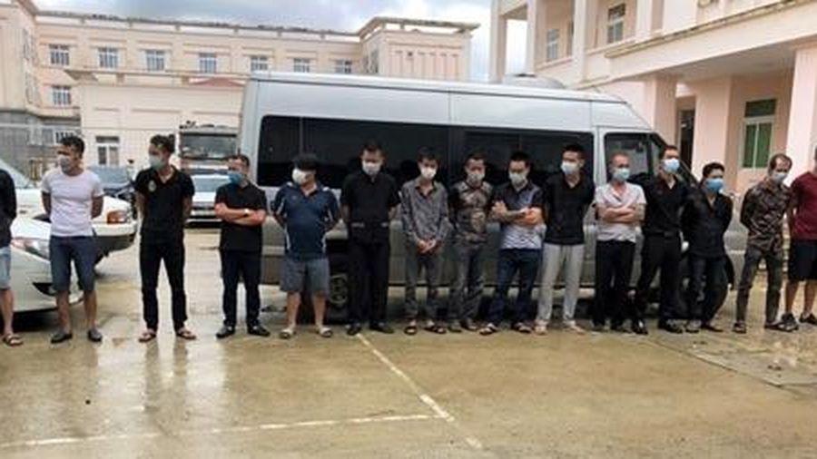 Khởi tố băng nhóm có liên quan đến thẩm mỹ viện Minh Châu Asian