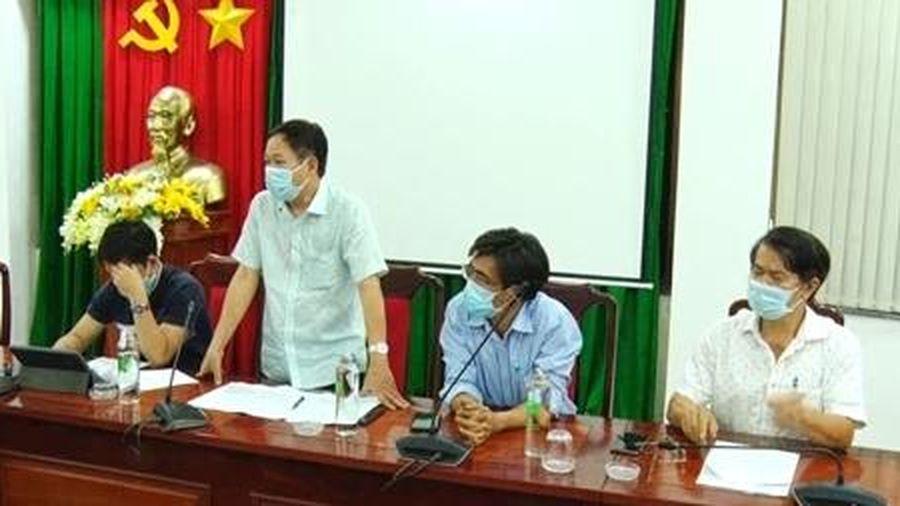 Phát hiện một ca dương tính SARS-CoV-2 tại TP Long Khánh
