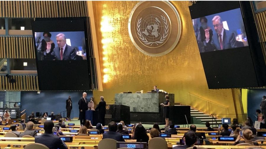 Đại hội đồng thông qua Nghị quyết bổ nhiệm Tổng Thư ký Liên Hợp quốc nhiệm kỳ 2022-2026