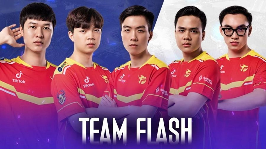 AWC 2021: Team Flash của Việt Nam hòa nghẹt thở đại diện Thái Lan ở bảng tử thần