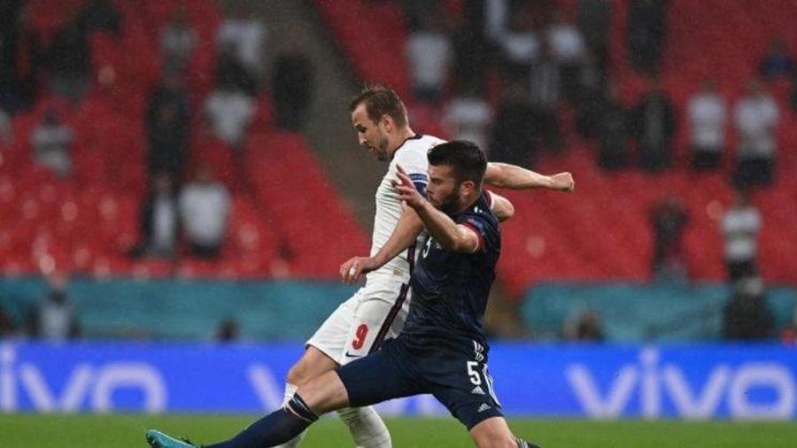 Kết quả EURO 2020: Kane gây thất vọng, tuyển Anh bị Scotland cầm hòa
