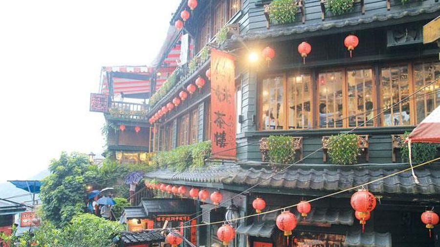 Cửu Phần - ngôi làng cổ lãng mạn ở Đài Loan