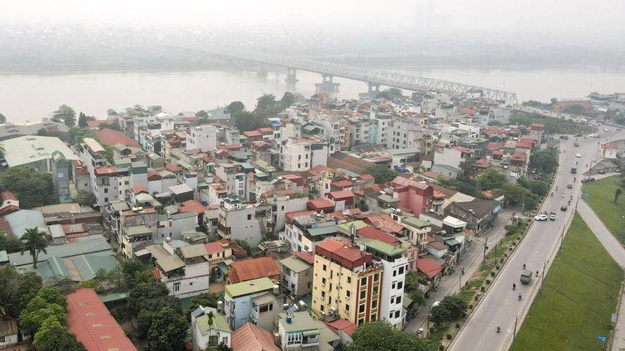 Kiến nghị Bộ NN&PTNT cho ý kiến về quy hoạch phân khu đô thị sông Hồng