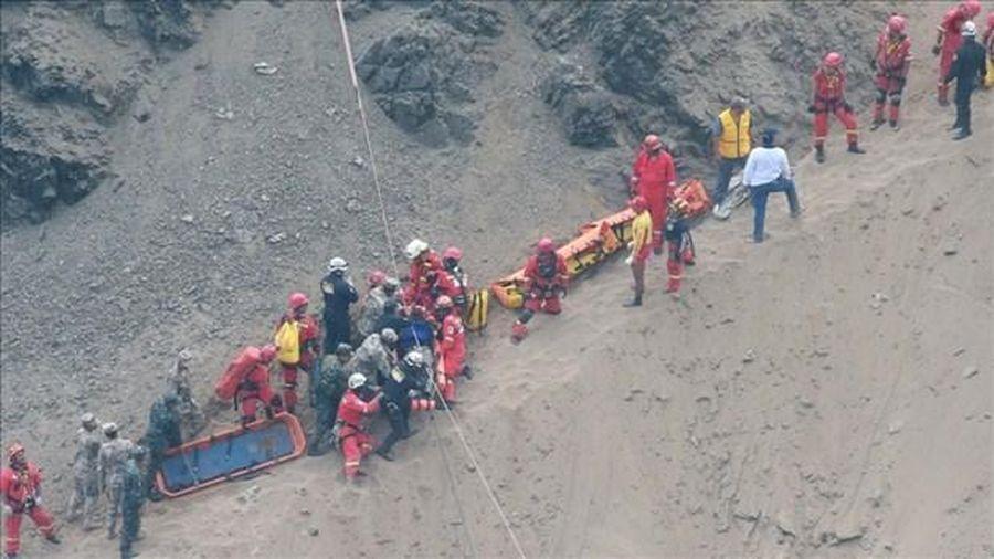Tai nạn nghiêm trọng tại Peru làm ít nhất 27 người thiệt mạng
