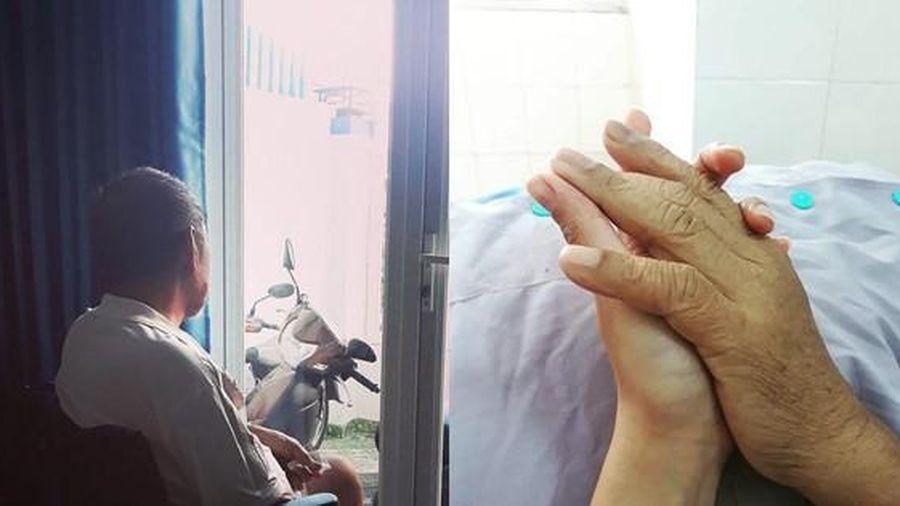 Chuyện xúc động được netizen chia sẻ nhân Ngày của Cha: 'Lần cuối con được cạo râu cho ba'