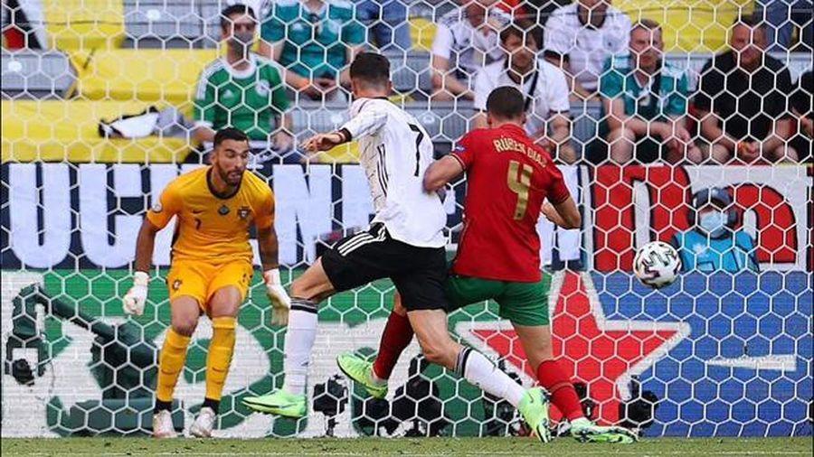 EURO 2020 chứng kiến kỷ lục về pha 'đốt lưới nhà'