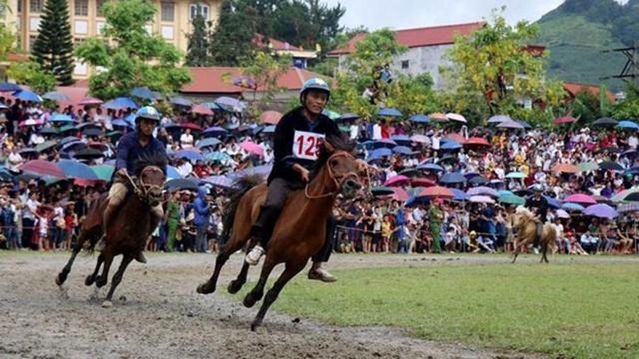 Lễ hội đua ngựa Bắc Hà: Di sản văn hóa phi vật thể Quốc gia