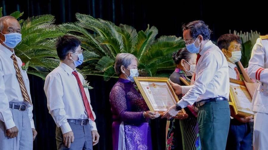 Từ 1-7, bà mẹ Việt Nam anh hùng nhận trợ cấp hàng tháng bằng 3 lần mức chuẩn