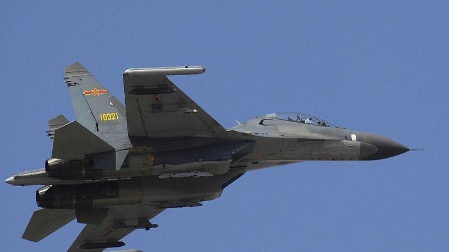 Trung Quốc ồ ạt xây dựng căn cứ không quân tại khu vực biên giới