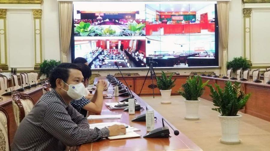 TP.HCM lập 100 đoàn kiểm tra, ngăn dịch bệnh trong các khu công nghiệp