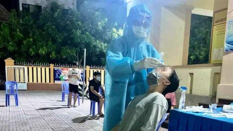 Nghệ An thêm một trẻ em dương tính với SARS-CoV-2
