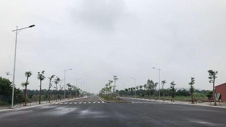 Phê duyệt chỉ giới đường đỏ tuyến đường tại huyện Gia Lâm